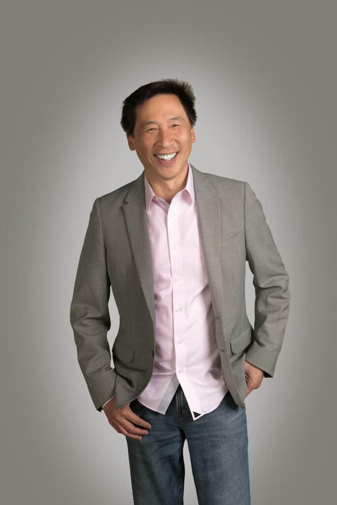 Portrait of Alex Hsiao